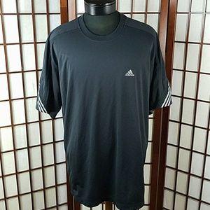 ADIDAS Black Climalite T-Shirt